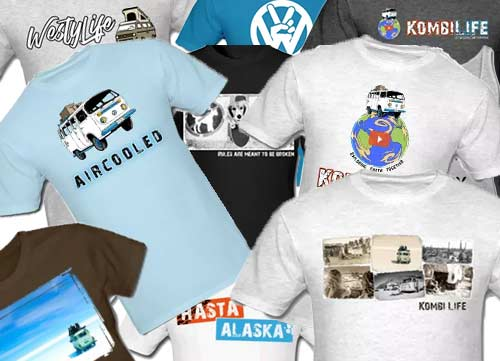 Kombi-Life-T-shirts