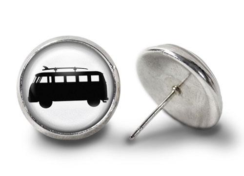 VW-Bus-earrings-Silver
