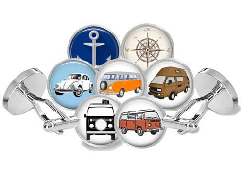 Volkswagen-Cufflinks