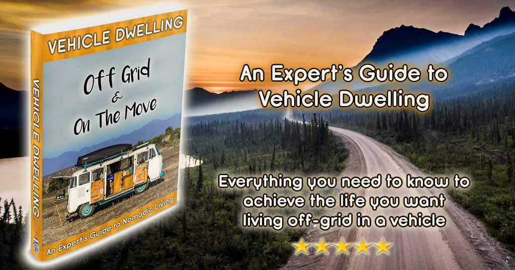 van life advice guide book