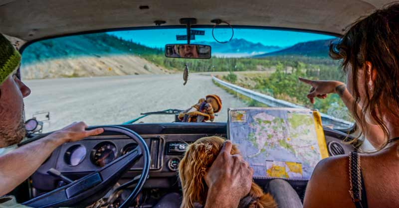 navigating-alaska-highway