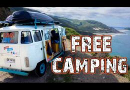Van Life // Top 5 Free Camping Options