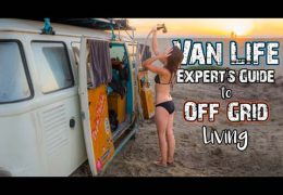 Complete Guide To Van Life