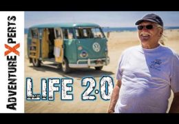 Van Life, Travel & Adventure as a Senior // Adventure Experts