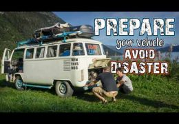 Van Life // Preparing Your Vehicle For The Road