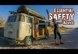 Van Life Safety // The Dangers of Living and Traveling in a Van