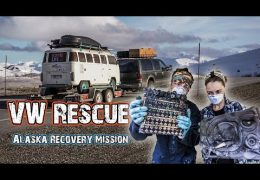 VW Bus Fire & Rescue Mission – Hasta Alaska – S05E07