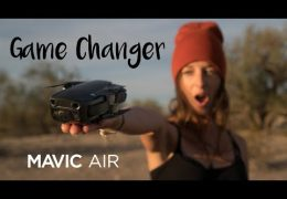 DJI Mavic Air – Best Drone For Travel?