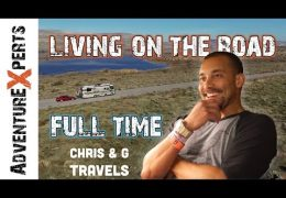 Living On The Road Full Time – Realities Of A Digital Nomad // Adventure Experts