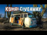 PAY IT FORWARD – KOMBI GIVEAWAY – Hasta Alaska Series Finale
