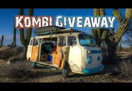 PAY IT FORWARD – KOMBI GIVEAWAY – Hasta Alaska Series Finale