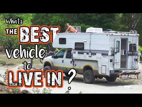 best campervan to live in