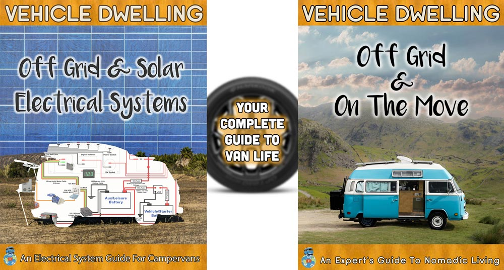 complete guide van life and off grid living