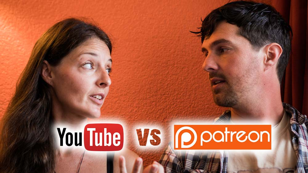 Patreon vs YouTube Channel Memberships