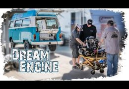 Building The Ultimate Aircooled Engine To Drive Around The World!