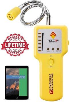 Portable-Explosive-Gas-Detector