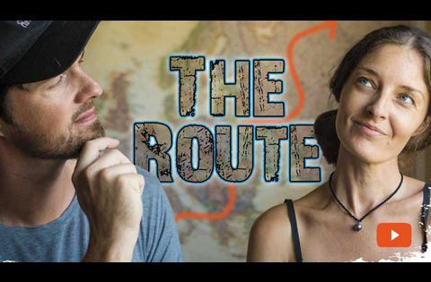 The Route Around The World – Where Are We Going?