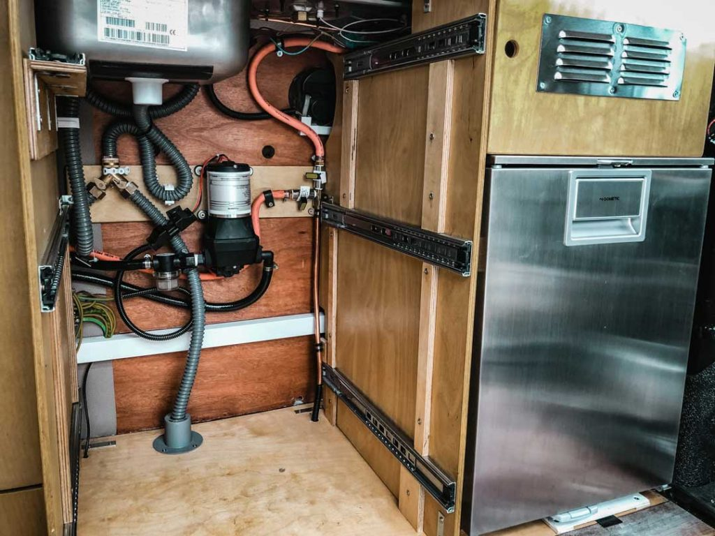 A Compete Guide To Van Life Water Systems For Extended Off Manual Guide