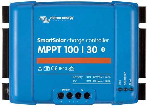 campervan-solar-charge-controller