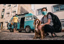 Lockdown Morocco Pandemic Van Life
