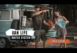 van life water systems