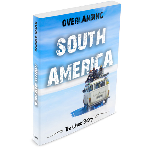 Van Life South America Book