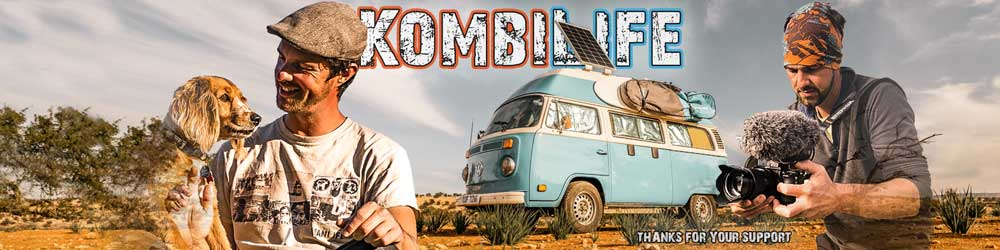 Kombi Life Ben and Alaska